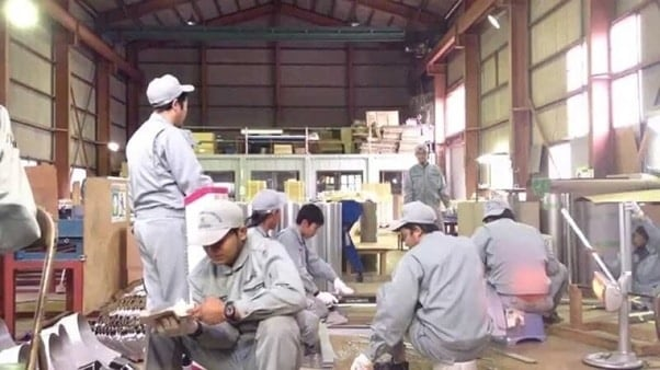 Magang di Jepang