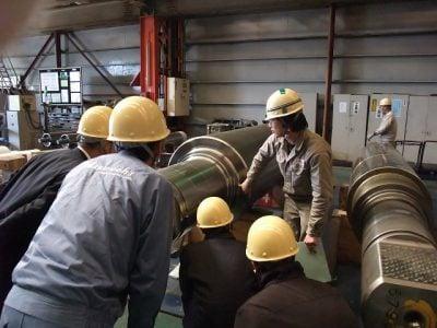 Kerja magang di Jepang
