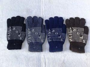 sarung tangan musim dingin di Jepang 2