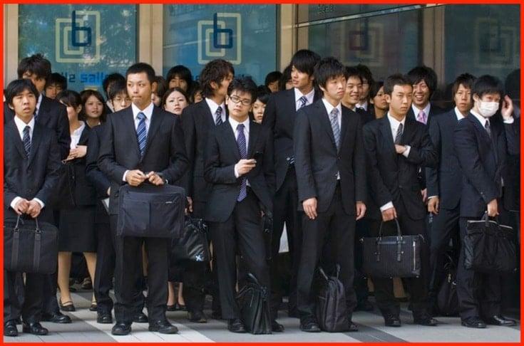 budaya kerja orang Jepang