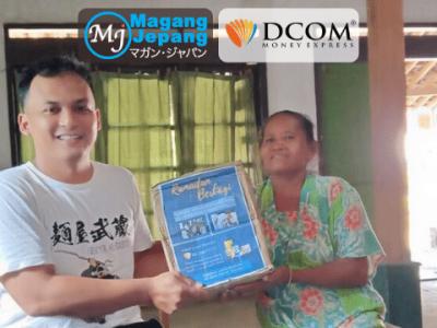 DCOM Berbagi Kebahagiaan (Ramadhan Berbagi)