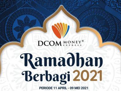 DCOM (Ramadhan Berbagi)
